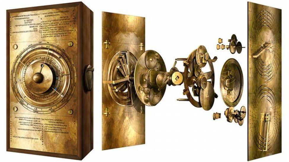 Mecanismo de Antikythera: cientistas tentam recriar computador de 2.000 anos
